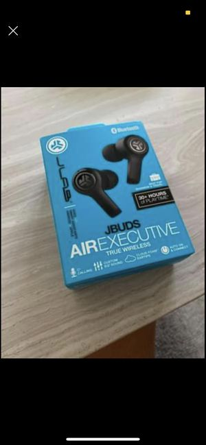Jbud air executive headphones for Sale in Riverview, FL