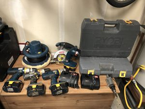 RYOBI drills for Sale in Vancouver, WA