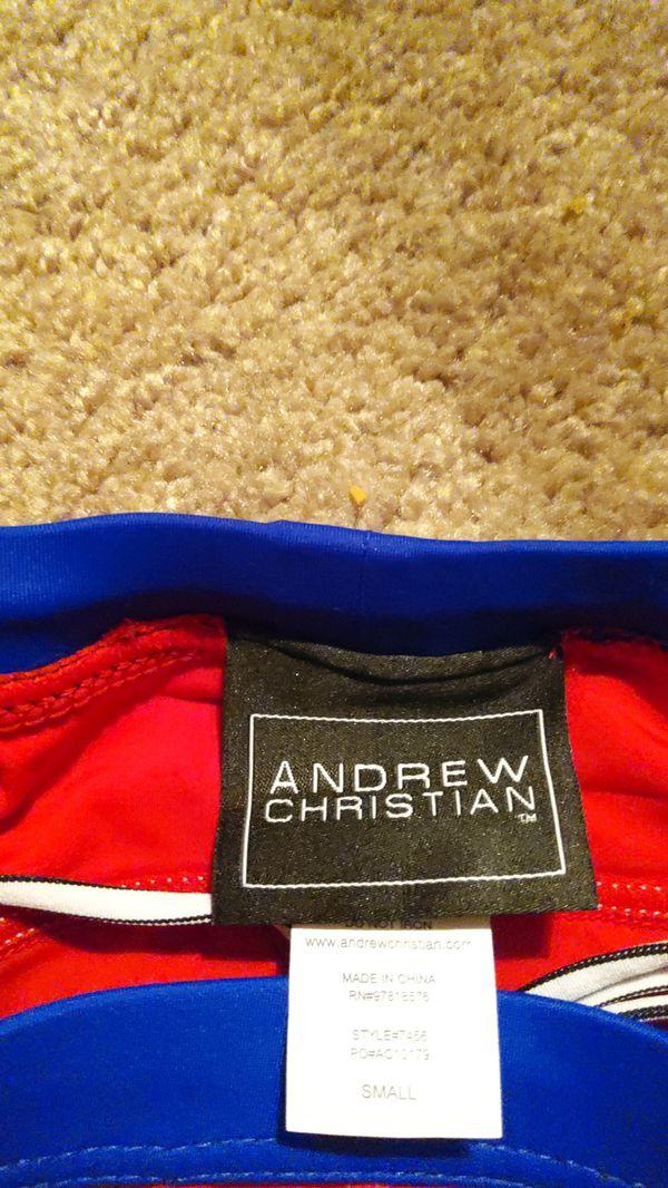 Andrew Christian Show It Swim Wear - Small
