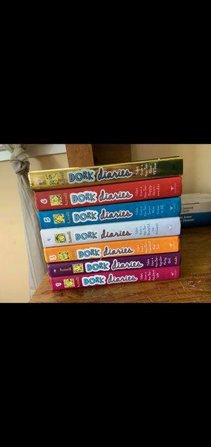 Dork Diaries 1-7 for Sale in Woodbridge, VA