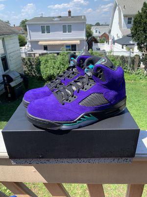 "Jordan 5 ""Alternate Grape"" - 9, 10, 11 for Sale in Passaic, NJ"