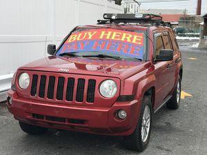 2007 Jeep Patriot for Sale in Paterson, NJ