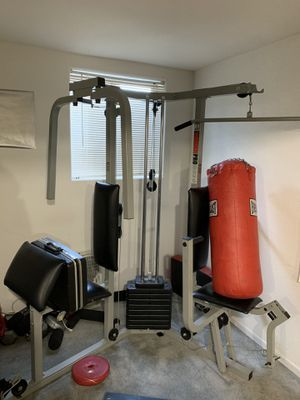"""Weider pro 9930"" work out machine for Sale in Aurora, CO"
