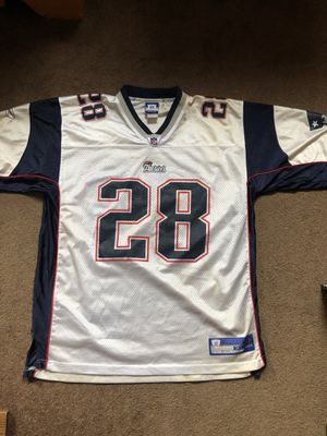 NFL New England Patriots Corey Dillon Jersey Size XL for Sale in Warren, RI