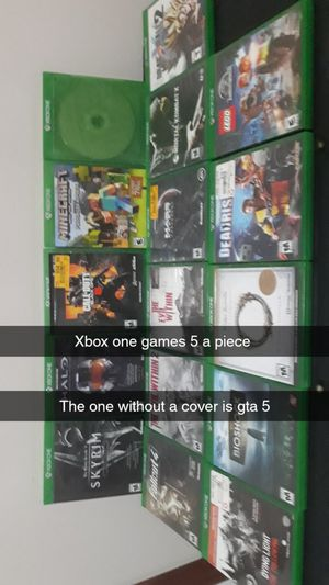 Xbox one games for Sale in Cameron, MO