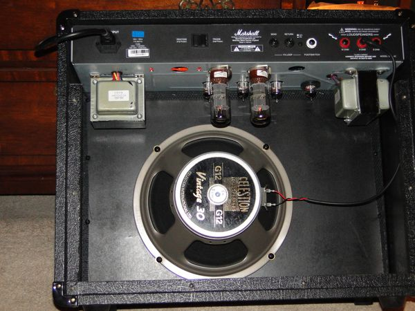 Marshall DSL 40C (all Tube Amp) with Custom Anvil Case (price reduced  Again!) for Sale in Irvine, CA - OfferUp