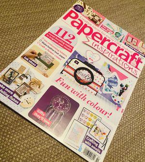 Papercraft 112 Magazine (READ) for Sale in Elizabethton, TN