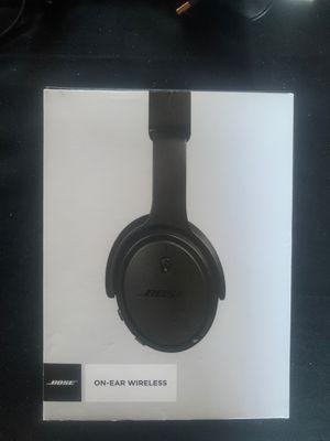 Bose On-Ear wireless Bluetooth headphones for Sale in Newark, CA