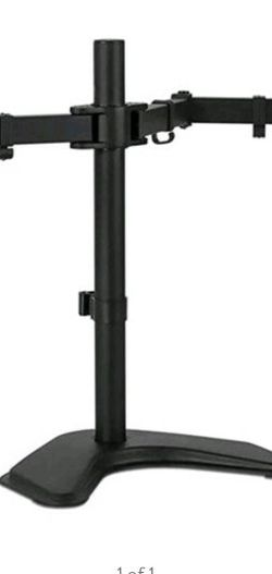Adjustable Dual Monitor Stand for Sale in Half Moon Bay,  CA