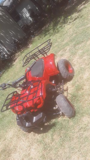 125cc Tao Tao ATV (Running) $450 firm for Sale in Dallas, TX