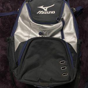 Mizuno Baseball / Softball Backpack for Sale in Hacienda Heights, CA