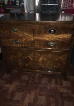antique storage/dresser for Sale in Anaheim, CA