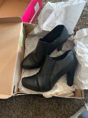 Liz & Co sz 6M black ankle dress shoes for Sale in Austell, GA