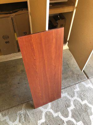 Full closet shelving system multiple shelves with hardware very good shape for Sale in Scottsdale, AZ