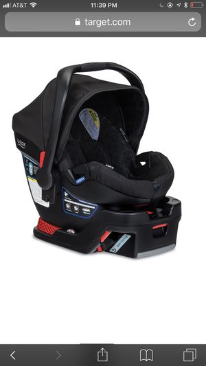 Britax agile car seat with 2 bases for Sale in Jersey City, NJ