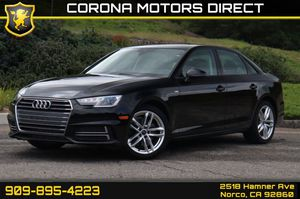 2017 Audi A4 for Sale in Norco, CA