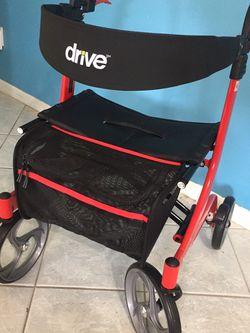 Drive Medical Rollator Walker for Sale in Orlando,  FL