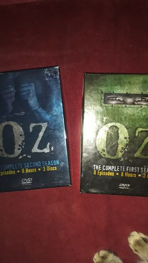 OZ complete seasons 1 & 2 for Sale in Atlanta, GA