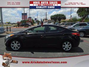 2011 Hyundai Elantra for Sale in Round Rock, TX