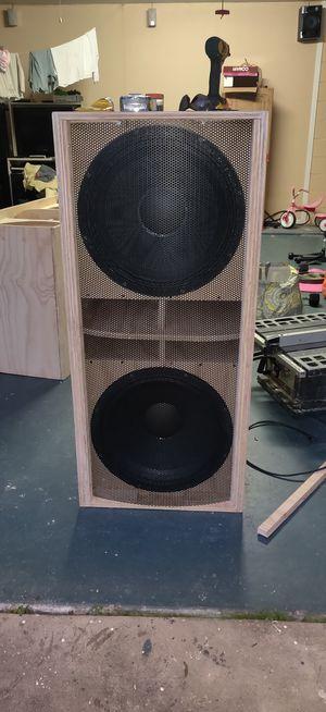 Custom made speaker boxes for Sale in Orlando, FL