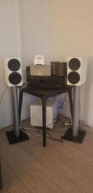 Sonos stereo system with subwoofer for Sale in Hayward, CA
