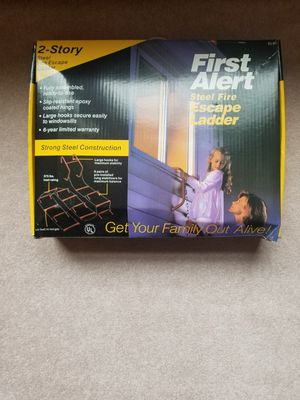 First Alert Emergency Ladder for Sale in Harrison City, PA
