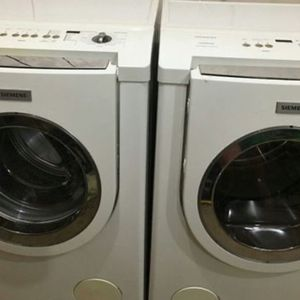 Luxury Bosch Washer and Gas Or Propane Dryer for Sale in Concord, CA
