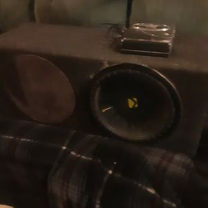 12 Inch Kicker, Amp for Sale in Columbia, MO