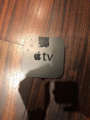 Apple TV 3rd Generation A1427 Black for Sale in Hoboken, NJ