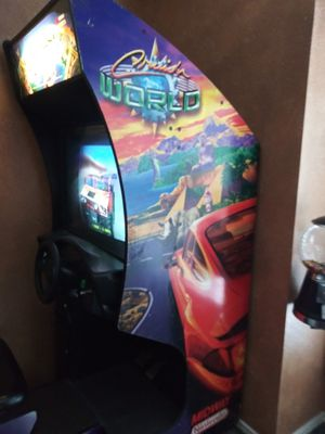 Arcade Driving Game $475.00 (FIRM-FIRM) for Sale in Arlington, TX