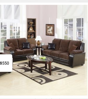 2 PIECE SOFA AND LOVESEAT for Sale in Scottsdale, AZ