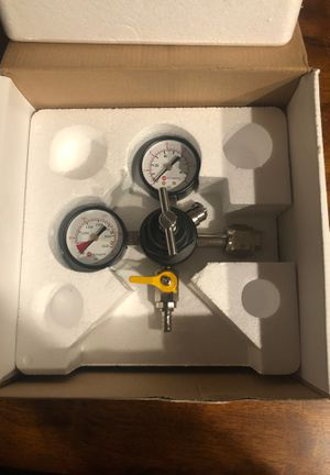 Keg tap CO2 regulator party kit for Sale in Normal, IL