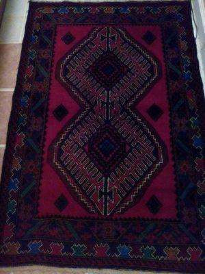 Hand woven Afghan Balooch 3x5 . for Sale in VA, US
