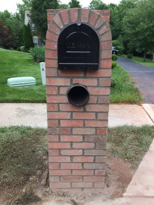 We built mailboxes. for Sale in Silver Spring, MD