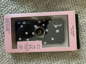 Kate Spade iPhone XS case for Sale in San Luis Obispo, CA