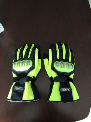 MEDIUM SIZE MOTORCYCLE GLOVES BRAND NEW for Sale in San Diego, CA
