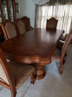 Michael Amini dining room set for Sale in Monroe Township, NJ