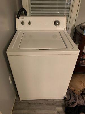 Roper washing machine good in Columbia$180.00 for Sale in Columbia, TN
