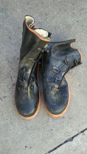 Heavy duty rubber boots for Sale in West Palm Beach, FL