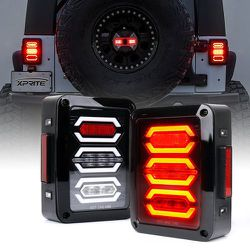 2007-2018 Jeep Wrangler JK LED Tail Lights Off Roading for Sale in Fullerton,  CA