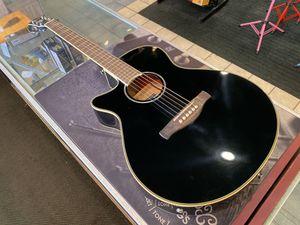 Ibanez AEG10LII Black Left Handed Acoustic Electric Guitar for Sale in Chandler, AZ