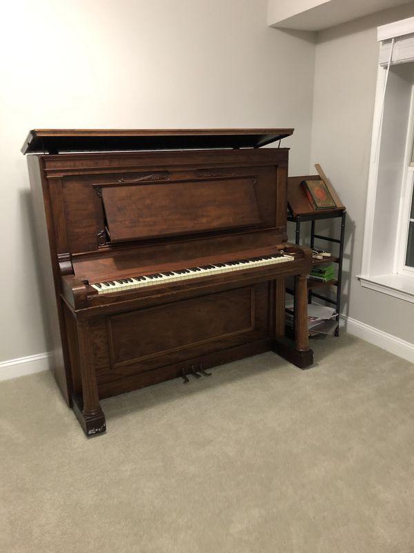 Come take it piano