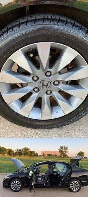 Ask$800 Honda Civic 2OO8 GreatBlack for Sale in Marshall, VA