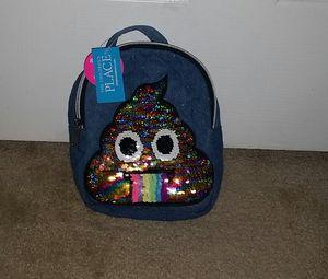 Girls Glitter Jean Mini Backpack Purse Brand New for Sale in UPPR MARLBORO, MD