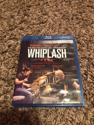 Whiplash - Bluray for Sale in Lee's Summit, MO