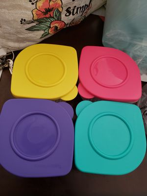 Tupperware storage containers for Sale in Pomona, CA