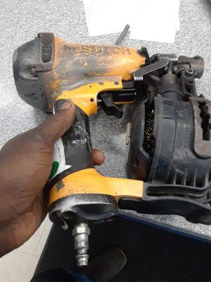 Bostitch nail gun for Sale in Dallas, TX