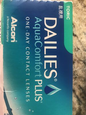 Free contacts for Sale in Prince George, VA