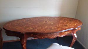 Unique Antique Dining Table for Sale in Darrington, WA