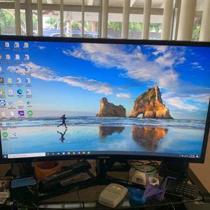 """Samsung 27"""" Lc Monitor for Sale in Miami, FL"""